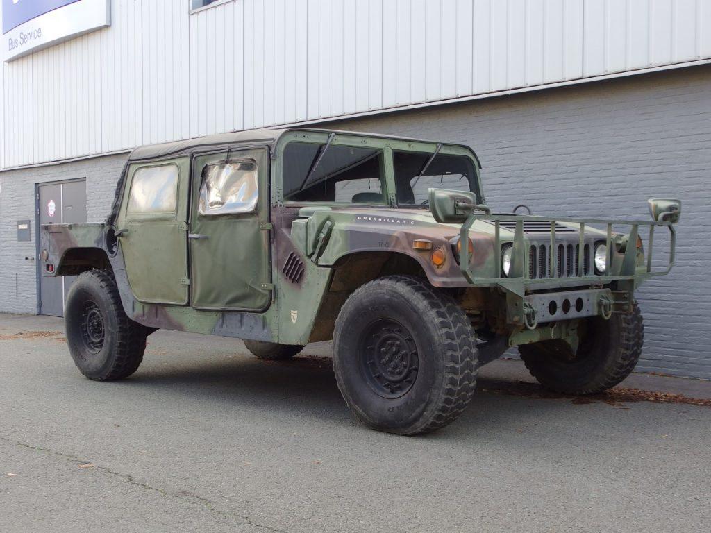 AM General HMMWV Hummer H1 1990 (Original Condition & Strong Runner)