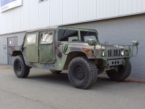 AM General HMMWV Hummer H1 1990 (Original Condition & Strong Runner)