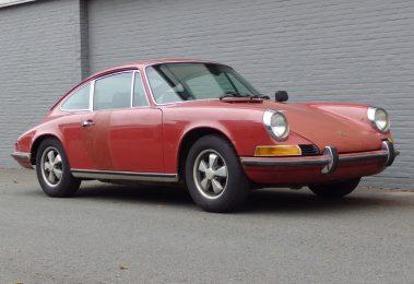 Porsche 912 Coupe 1969 (Sunroof & Original Find)