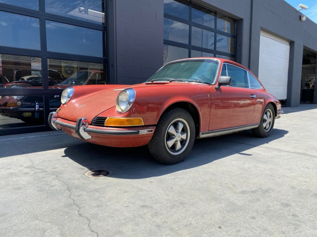 Porsche 912 Coupe 1969 (Sunroof & Original Find)