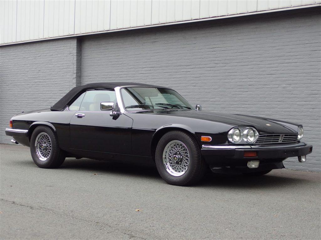 Jaguar XJS Convertible 1989 (Rust free & V12 Engine)