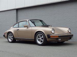 Porsche 911sc Coupe (Nice Project Car & California Import)
