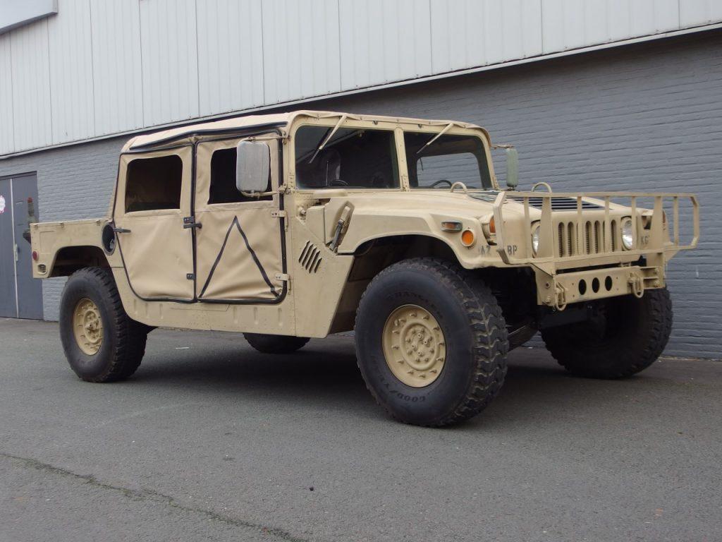 AM General HMMWV Hummer H1 1987 (Original Condition & Powerful Car)