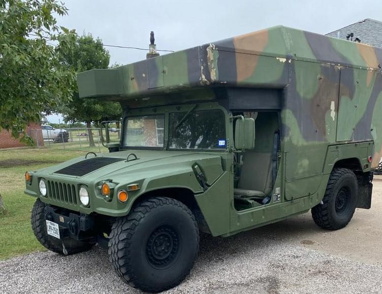 AM General HMMWV Hummer H1 M997 Maxi-Ambulance 1988 (Very Rare Model & Perfect Runner)