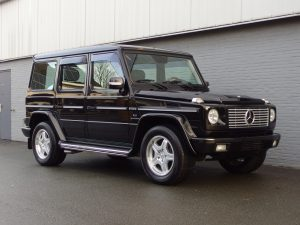 Mercedes G55 AMG 2005 (Strong Car & Well Documented)