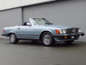 Mercedes 560 SL 1986 (Good Runner & Very Original Condition)