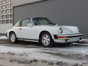 Porsche 911 SC Targa 1979 (Rust Free California Import & Perfect Driver)