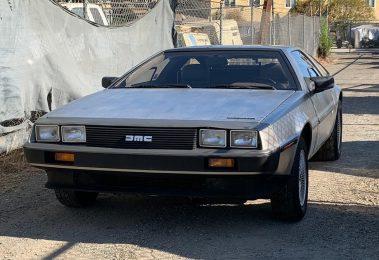 DeLorean DMC-12 1982 (Unique Find & Very Original Condition)