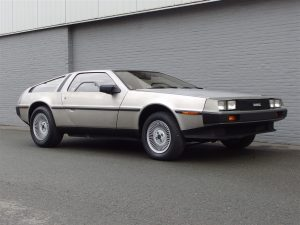 DeLorean DMC-12 1982 (Unique Find & Very Original Condition)
