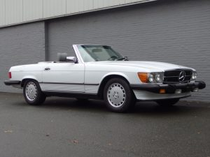 Mercedes 560 SL 1986 (Very Original Condition & Strong Runner)