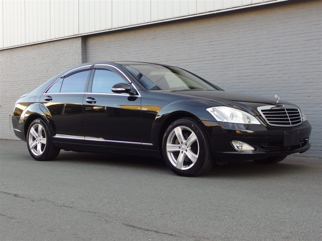 Mercedes S550 2006 (Beautiful Condition & Ultimate Cruiser)