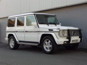 Mercedes G55 AMG 2004 (Powerful SUV & Designo Edition)