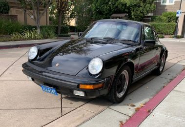 Porsche 911 Carrera Coupe 1984 (Very Well Maintained & Perfect Driver)