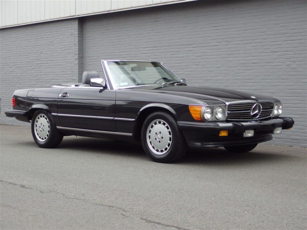 Mercedes 560 SL 1987 (Nicely Presentable & Real Summer Cruiser)
