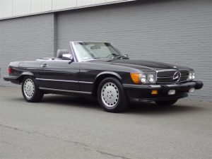 Mercedes 560 SL 1987 (Nicely Presentable & Real Summer Cruiser)