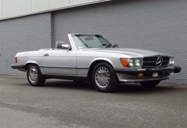 Mercedes 560 SL 1989 (Presentable Driver & Ready For The Summer)