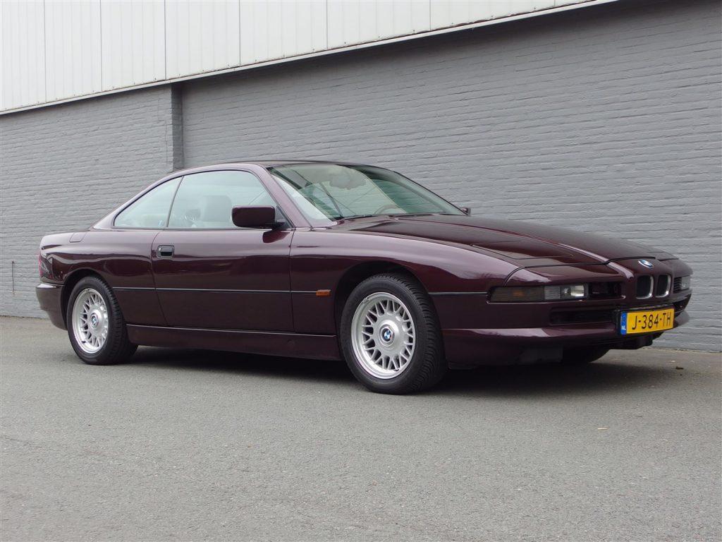BMW 840Ci 1994 (Iconic Car & Powerful V8)