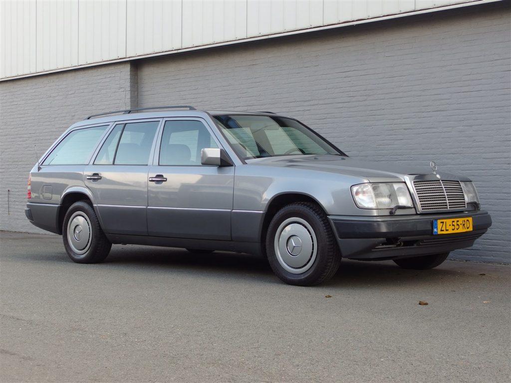 Mercedes 230 TE 1991 (Build To Last & Nice Driver)