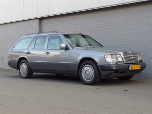 Mercedes 230 TE 1991 (Build To Last & Nice Driver)