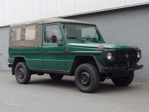Mercedes / Steyr-Puch 230 GE Long 1992 (Ex Swiss Army & Perfect Driver)
