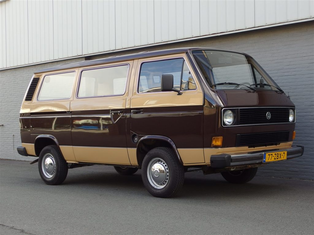 Volkswagen Caravelle GL 1984 (Very Presentable & Rare Model)