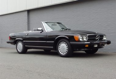 Mercedes 560 SL 1987 (Nice Driver & Well Preserved)