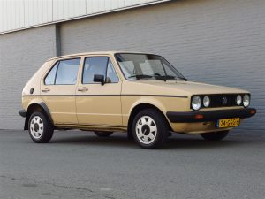 Volkswagen Golf LX 1.1L 1983 (Perfect Driver & Great Body)