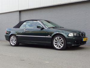 BMW 318Ci Convertible 2003 Executive (Beautiful Condition & Including Hardtop)