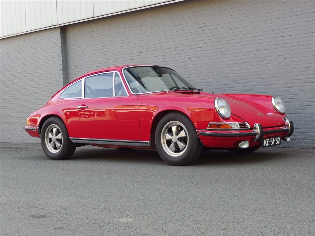 Porsche 911 T Coupe 1970 (Very Presentable & Great Driver)