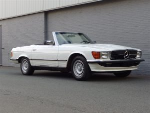 Mercedes 450 SL 1979 (Original Condition & Great Driver)