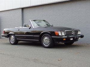 Mercedes 560 SL 1988 (Orig. 4 Seater & Smooth Runner)
