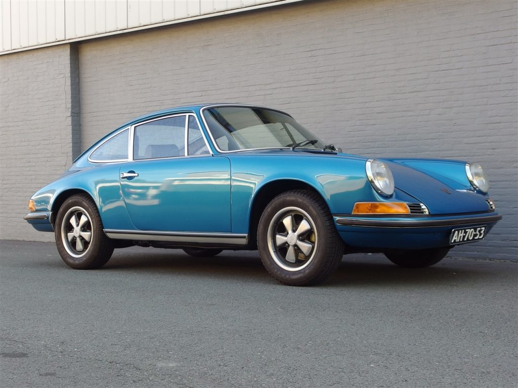 Porsche 912 Coupe 1969 (Beautiful Condition & Perfect Runner)