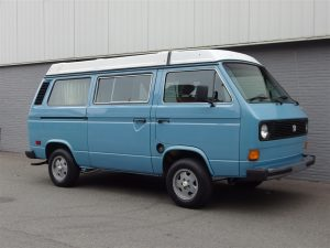 Volkswagen T3 Westfalia 1982 (Very Presentable & Original Condition)