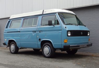 Volkswagen T3 Westfalia 1980 (Very Original Condition & California Import)