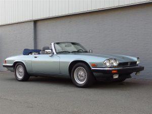 Jaguar XJS Convertible 1990 (Great Appearance & Classy Convertible)