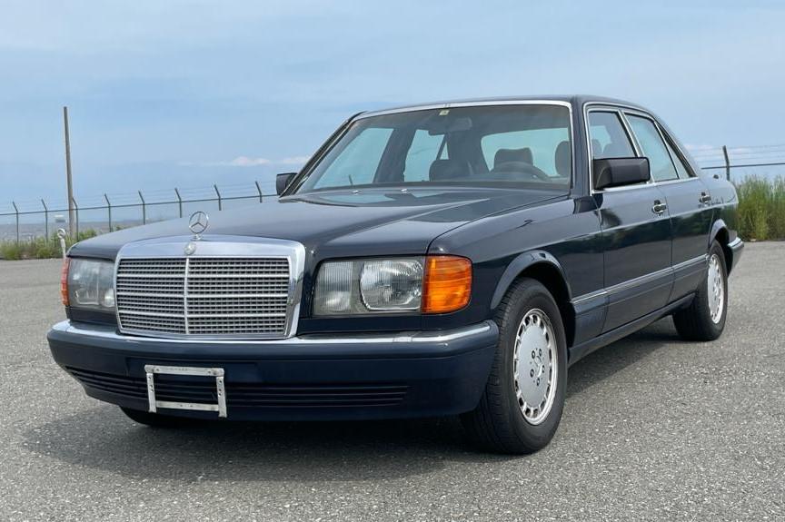 Mercedes 300 SE 1990 (Low Mileage & Built To Last)