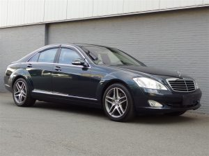Mercedes S550 2007 (Very Presentable & Well Maintained)