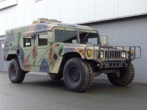AM General HMMWV Hummer H1 Helmet Top 1991 (Police Model & Good Condition)