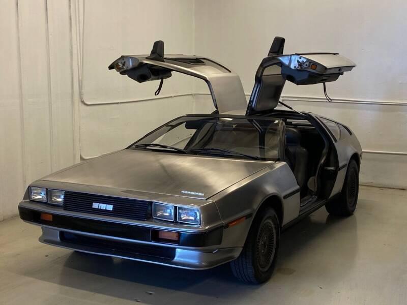 DeLorean DMC-12 1982 (Beautiful Condition & Well Documented)