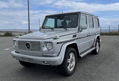 Mercedes G500 Long 2003 (Exclusive Package & Japan Import)